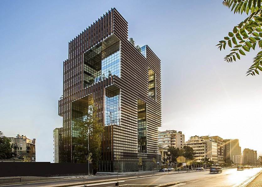 Nouveau Centre de Services au Liban